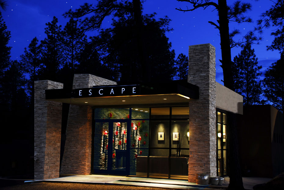 Escape Resort Tour